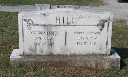 LESTER HILL, VICTORIA - Lawrence County, Arkansas | VICTORIA LESTER HILL - Arkansas Gravestone Photos