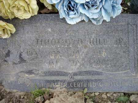 HILL, JR., TIMOTHY DEWAYNE - Lawrence County, Arkansas | TIMOTHY DEWAYNE HILL, JR. - Arkansas Gravestone Photos