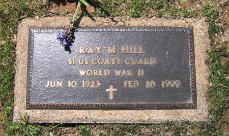 HILL (VETERAN WWII), RAY M - Lawrence County, Arkansas | RAY M HILL (VETERAN WWII) - Arkansas Gravestone Photos