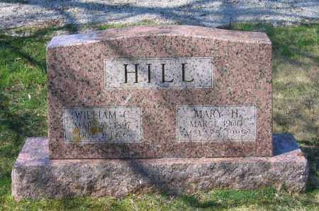 HENDERSON HILL, MARY ELIZABETH - Lawrence County, Arkansas | MARY ELIZABETH HENDERSON HILL - Arkansas Gravestone Photos