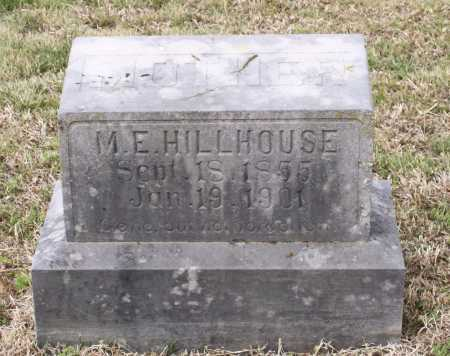HILLHOUSE, MARGARET E. - Lawrence County, Arkansas | MARGARET E. HILLHOUSE - Arkansas Gravestone Photos