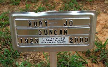 HINSON, RUBY JO - Lawrence County, Arkansas   RUBY JO HINSON - Arkansas Gravestone Photos