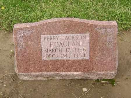 HOAGLAN, PERRY JACKSON - Lawrence County, Arkansas | PERRY JACKSON HOAGLAN - Arkansas Gravestone Photos
