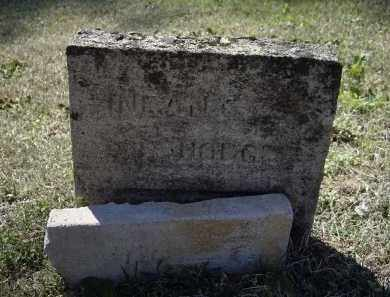"HODGE, SINA IRENE ""SIMMIE L."" - Lawrence County, Arkansas 
