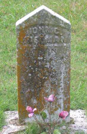 HOFFMAN, JOHN C. - Lawrence County, Arkansas | JOHN C. HOFFMAN - Arkansas Gravestone Photos