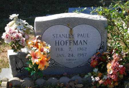 HOFFMAN, STANLEY PAUL - Lawrence County, Arkansas   STANLEY PAUL HOFFMAN - Arkansas Gravestone Photos