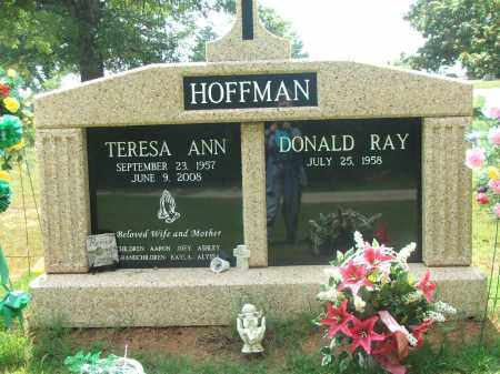 MATLOCK HOFFMAN, TERESA ANN - Lawrence County, Arkansas | TERESA ANN MATLOCK HOFFMAN - Arkansas Gravestone Photos