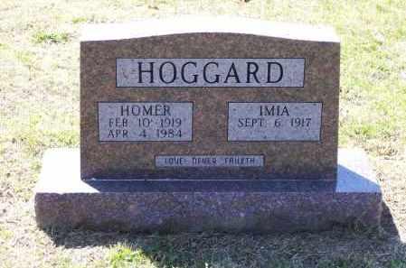 HOGGARD, HOMER GARLIN - Lawrence County, Arkansas   HOMER GARLIN HOGGARD - Arkansas Gravestone Photos