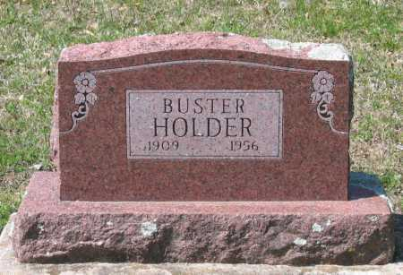 HOLDER, BUSTER - Lawrence County, Arkansas | BUSTER HOLDER - Arkansas Gravestone Photos