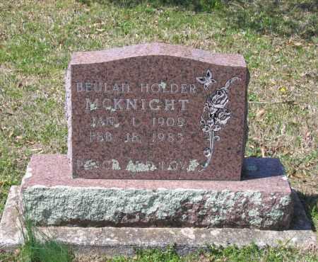 DAVIS HOLDER, BEULAH H. - Lawrence County, Arkansas | BEULAH H. DAVIS HOLDER - Arkansas Gravestone Photos