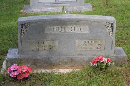 CLEMENTS HOLDER, RHODA - Lawrence County, Arkansas | RHODA CLEMENTS HOLDER - Arkansas Gravestone Photos