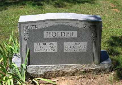 "LAWRENCE HOLDER, LEONA ""LONIE"" - Lawrence County, Arkansas 