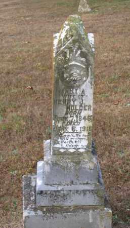 HOLDER, MARY A. R. - Lawrence County, Arkansas | MARY A. R. HOLDER - Arkansas Gravestone Photos