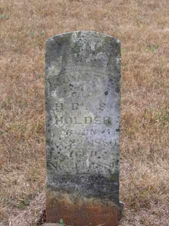 HOLDER, VINNIE E. - Lawrence County, Arkansas   VINNIE E. HOLDER - Arkansas Gravestone Photos