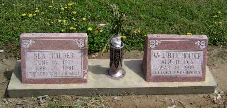 "HOLDER, CLARA BEATRICE ""BEA"" - Lawrence County, Arkansas 