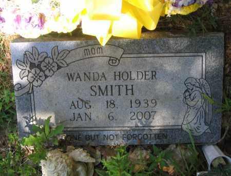 SMITH, WANDA JEAN CLEMENTS HOLDER - Lawrence County, Arkansas | WANDA JEAN CLEMENTS HOLDER SMITH - Arkansas Gravestone Photos