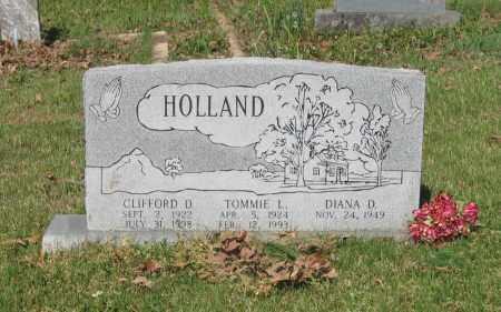 HOLLAND, TOMMIE LEA - Lawrence County, Arkansas | TOMMIE LEA HOLLAND - Arkansas Gravestone Photos