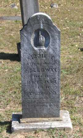 "HOLLOWAY, KESIAH E. ""KIZZIE"" - Lawrence County, Arkansas | KESIAH E. ""KIZZIE"" HOLLOWAY - Arkansas Gravestone Photos"