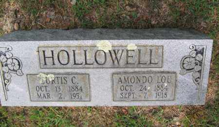 CAMPBELL HOLLOWELL, AMANDA LOU - Lawrence County, Arkansas | AMANDA LOU CAMPBELL HOLLOWELL - Arkansas Gravestone Photos