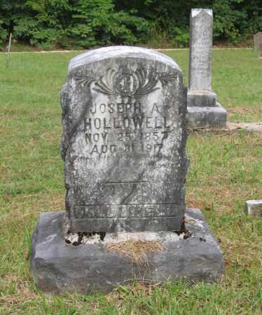 HOLLOWELL, JOSEPH A. - Lawrence County, Arkansas | JOSEPH A. HOLLOWELL - Arkansas Gravestone Photos