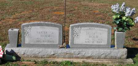 KOPHE HOLM, DELLA LOUISE - Lawrence County, Arkansas | DELLA LOUISE KOPHE HOLM - Arkansas Gravestone Photos