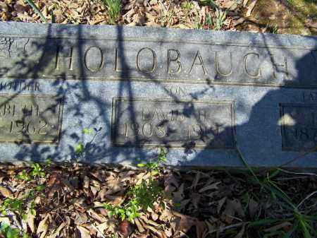 HOLOBAUGH, DAVID HENRY - Lawrence County, Arkansas | DAVID HENRY HOLOBAUGH - Arkansas Gravestone Photos