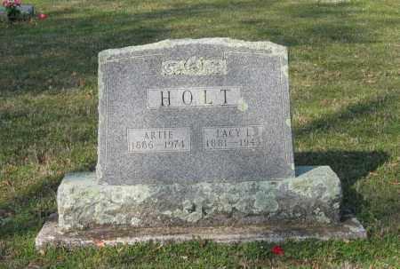 HOLT, LACY L. - Lawrence County, Arkansas | LACY L. HOLT - Arkansas Gravestone Photos