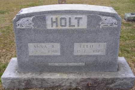 HOLT, ANNA BELLE - Lawrence County, Arkansas | ANNA BELLE HOLT - Arkansas Gravestone Photos