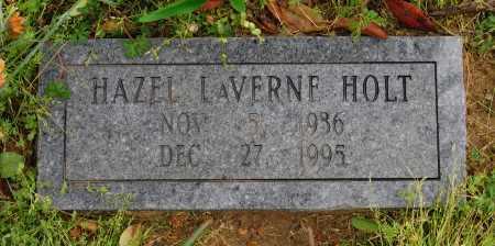 HOLT, HAZEL LAVERN - Lawrence County, Arkansas   HAZEL LAVERN HOLT - Arkansas Gravestone Photos