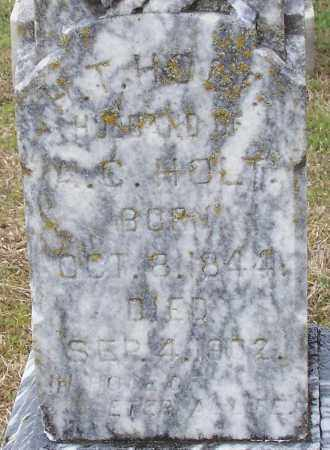 HOLT (VETERAN CSA), HENRY THOMAS - Lawrence County, Arkansas | HENRY THOMAS HOLT (VETERAN CSA) - Arkansas Gravestone Photos
