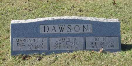 DAWSON, JAMES B. - Lawrence County, Arkansas | JAMES B. DAWSON - Arkansas Gravestone Photos