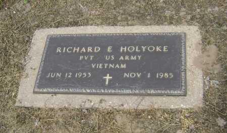 HOLYOKE  (VETERAN VIET), RICHARD E - Lawrence County, Arkansas | RICHARD E HOLYOKE  (VETERAN VIET) - Arkansas Gravestone Photos