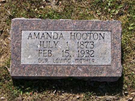BRYANT, AMANDA ALICE ROBERTSON HOOTEN - Lawrence County, Arkansas | AMANDA ALICE ROBERTSON HOOTEN BRYANT - Arkansas Gravestone Photos