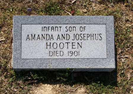 HOOTEN, INFANT SON - Lawrence County, Arkansas | INFANT SON HOOTEN - Arkansas Gravestone Photos