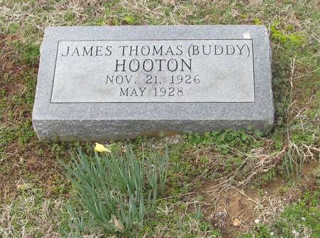 "HOOTEN, JAMES THOMAS ""BUDDY"" - Lawrence County, Arkansas | JAMES THOMAS ""BUDDY"" HOOTEN - Arkansas Gravestone Photos"