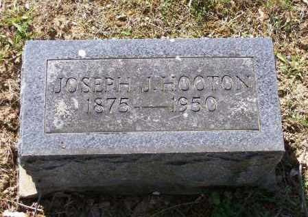 HOOTEN, JOSEPH JEFFERSON - Lawrence County, Arkansas | JOSEPH JEFFERSON HOOTEN - Arkansas Gravestone Photos