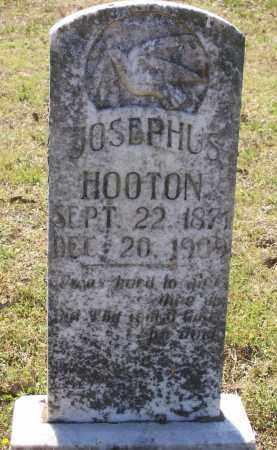 HOOTEN, JOSEPHUS R. - Lawrence County, Arkansas   JOSEPHUS R. HOOTEN - Arkansas Gravestone Photos
