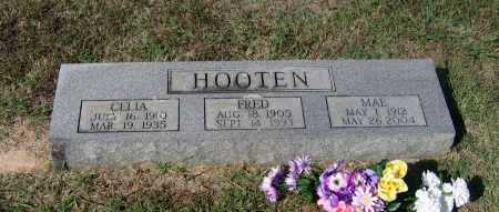 HOOTEN, THOMAS FRED - Lawrence County, Arkansas | THOMAS FRED HOOTEN - Arkansas Gravestone Photos