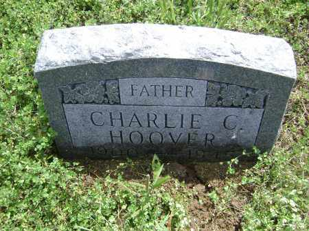 HOOVER, CHARLIE COWEN - Lawrence County, Arkansas | CHARLIE COWEN HOOVER - Arkansas Gravestone Photos