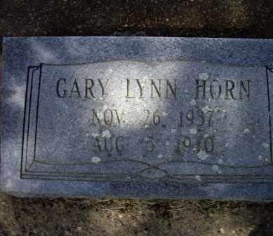 HORN, GARY LYNN - Lawrence County, Arkansas   GARY LYNN HORN - Arkansas Gravestone Photos