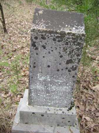 EDDINGTON, NANCY A. - Lawrence County, Arkansas | NANCY A. EDDINGTON - Arkansas Gravestone Photos