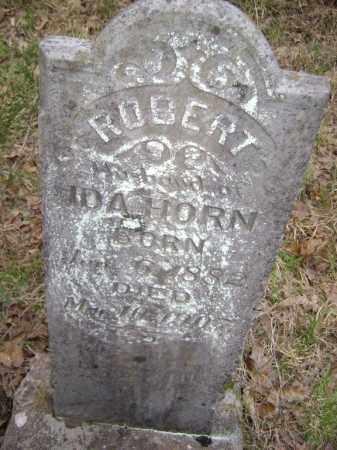 HORN, ROBERT - Lawrence County, Arkansas | ROBERT HORN - Arkansas Gravestone Photos