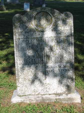 HORTON, INFANT - Lawrence County, Arkansas | INFANT HORTON - Arkansas Gravestone Photos