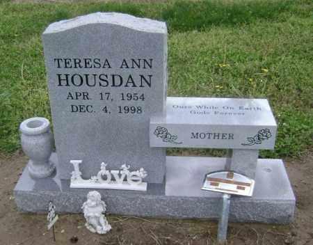 HOUSDAN CRUM, TERESA ANN - Lawrence County, Arkansas | TERESA ANN HOUSDAN CRUM - Arkansas Gravestone Photos