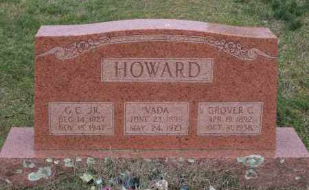 HOWARD, JR., GROVER CHILDERS - Lawrence County, Arkansas | GROVER CHILDERS HOWARD, JR. - Arkansas Gravestone Photos