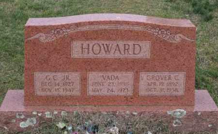 HOWARD, VADA L. - Lawrence County, Arkansas | VADA L. HOWARD - Arkansas Gravestone Photos