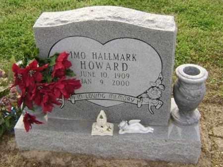 HALLMARK HOWARD, IMO - Lawrence County, Arkansas | IMO HALLMARK HOWARD - Arkansas Gravestone Photos