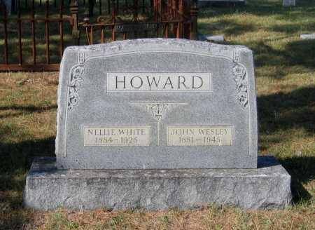 WHITE HOWARD, NELLIE - Lawrence County, Arkansas | NELLIE WHITE HOWARD - Arkansas Gravestone Photos