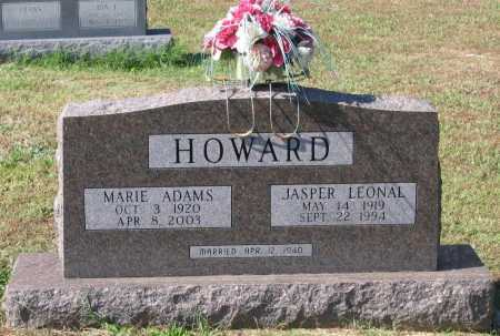 HOWARD, JASPER LEONAL - Lawrence County, Arkansas | JASPER LEONAL HOWARD - Arkansas Gravestone Photos