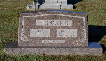 HOWARD, BEULAH LENA - Lawrence County, Arkansas | BEULAH LENA HOWARD - Arkansas Gravestone Photos
